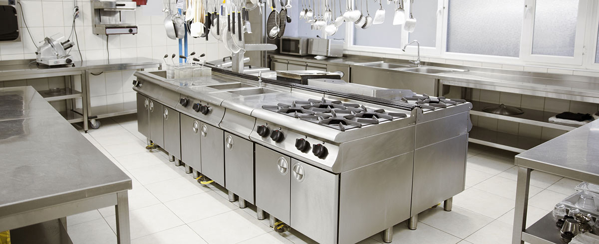 How to deep clean your kitchen equipment